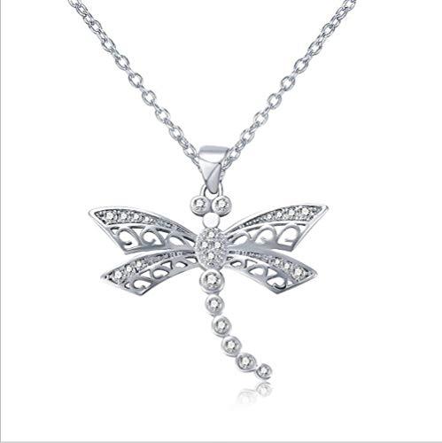 FENGFENGGUO Halskette, Neue heiße japanische und koreanische Emaille Anhänger Halskette, modische Damenschmuck, inspiriert von The Song of Ice Fire