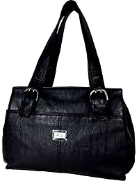 ALL DAY 365 Shoulder Bag (BLACK),hand Bags Low Price,hand Bags For Ladies Shoulder Bags,hand Bags For Ladies Low...