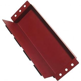 Werkstattwagen Magnet Ablage/Dosenhalter/Magnetteller für Werkzeuge wie Steckschlüssel, Schraubendreher und Spraydosen (Magnetbehälter) 360 mm