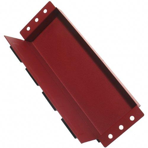 Werkstattwagen Magnet Ablage / Dosenhalter / Magnetteller für Werkzeuge wie Steckschlüssel, Schraubendreher und Spraydosen (Magnetbehälter) 360 mm