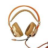 ZengBuks Siberia V10 Gaming Headset Kopfhörer Stereo Umgeben Mit Mikrofon Headset Für PC Desktop Computer Schock Lumineszenz - Grün