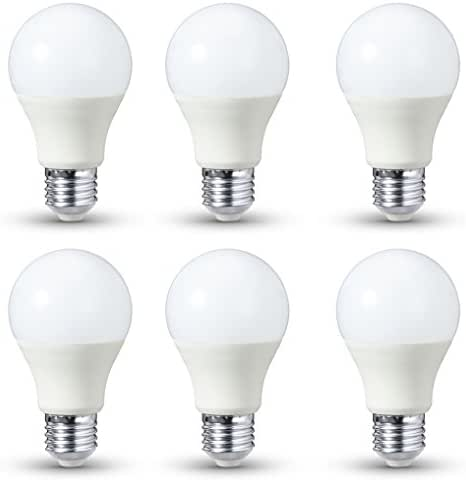 AmazonBasics Lot de 6 ampoules LED E27 14 W (100 W)