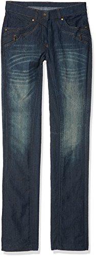 HKM Erwachsene Jodhpur Reithose-Classic-6100 jeansblau80 Hose, 6100 Jeansblau, 80
