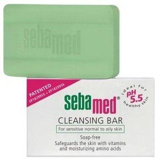 Sebamed Cleansing Bar Ph 5.5 100g.,