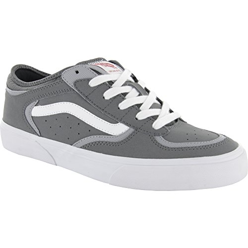 Vans Geoff Rowley Pro Shoes Synthetic Pewter