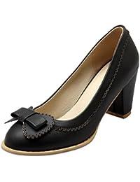Suchergebnis auf Amazon.de für  schwarze schuhe mit runder spitze ... 211b952a4f