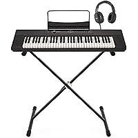 Piano Numérique Portable SDP-1 Gear4musicavec Support et Casque