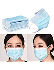 Non Woven Elastic Ear-Loop Disposable Face Mask,