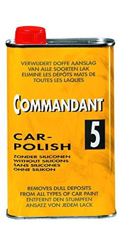 Commandant 1830591 C55A Cire de Voiture Nr.5 0,5L