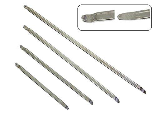 4 tlg Set Reifen Montiereisen 300 mm - 600 mm