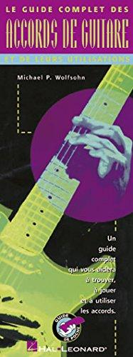 Le Guide Complet des Accords de Guitare