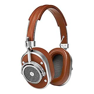 Master & Dynamic Signature MH40 Over-Ear Closed Back Headphones with High Sound Quality and High Level of Design, Brown Leather (B00MWDGW28) | Amazon price tracker / tracking, Amazon price history charts, Amazon price watches, Amazon price drop alerts