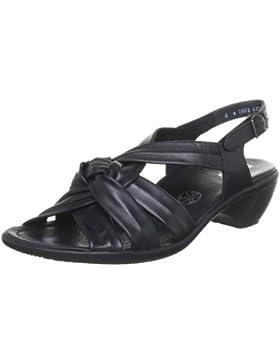 ara Prato Damen Knöchelriemchen Sandalen
