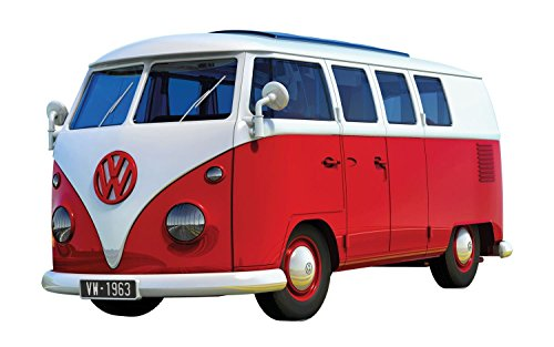 Airfix-J6017-Quick-Build-VW-Camper-Van-Model-Toy