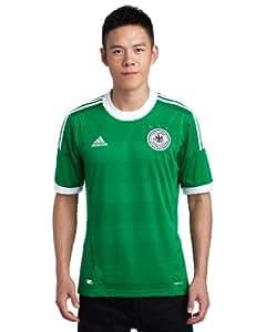 adidas Herren Trikot DFB Away 2012, grün/weiß, M, X21412
