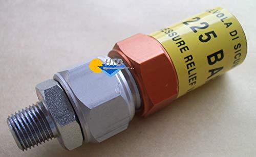HTD Soupape de sécurité 330 Bar pour compresseur Haute Pression et compresseur d'air respiratoire