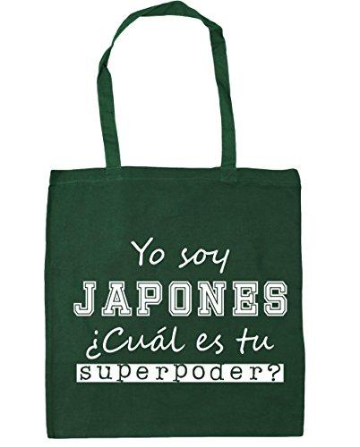 hippowarehouse-soy-japones-cual-es-tu-superpoder-bolso-de-playa-bolsa-compra-con-asas-para-gimnasio-
