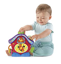 Fisher-price Laugh & Learn Cuckoo