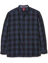 S.Oliver Big Size kariert - Camisa Hombre