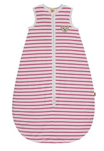 Steiff Unisex Baby Schlafsack Schlafsack,per Pack Pink (Fruit Dove|Pink 2203),104 (Herstellergröße: L 110)