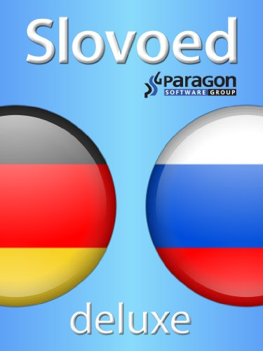 Slovoed Deluxe German-Russian dictionary (Slovoed dictionaries)