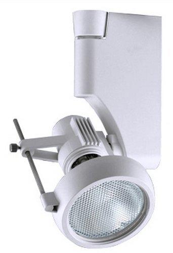 Jesco Lighting HMH270P3070-S Contempo 270 Series Metal Halide Track Light Fixture, PAR30, 70 Watts, Silver Finish by Jesco Lighting Group (Par30 Track)