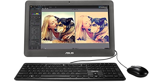 Asus ET2231IUK-BC011M 21.5-inch All-in-One Desktop (Core i3-4005U/4GB/1TB/DOS/Integrated Graphics), Black