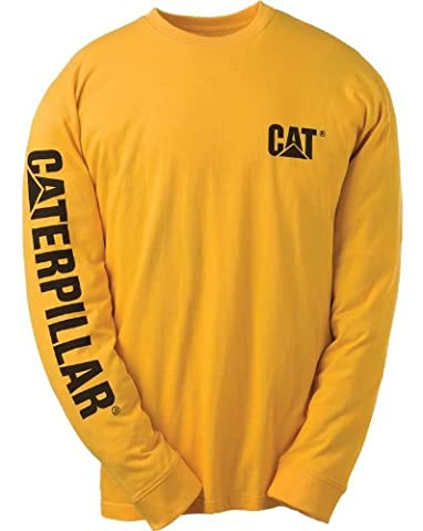 Caterpillar C1510034 YELLOW Size XXL