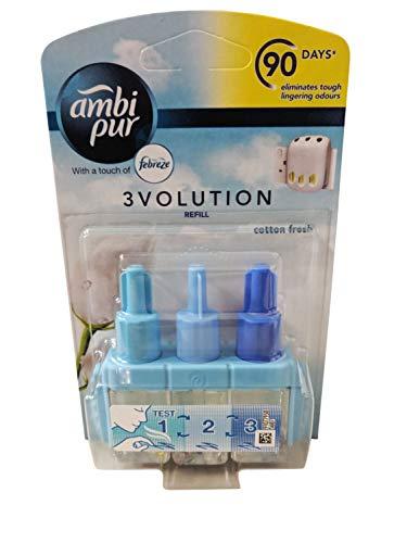 Ambi Pur 3Volution Lufterfrischer Nachfüller Cotton Fresh 20 ml