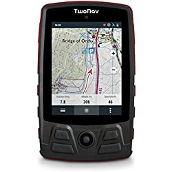 TwoNav Aventura (Verde) - GPS Full Connect de Mano