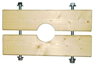 90 mm Plunscher oder Holzzange oder Zubehör ---- * Hier * z.B. (Holzzange DN 100/110)