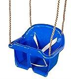 GK Baby - Schaukelsitz aus Kunststoff, blau