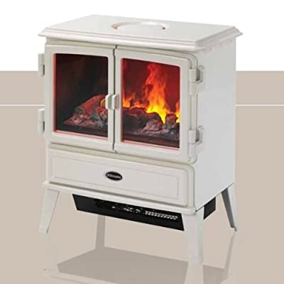 Dimplex Auberry AUB20 OptiMyst 2kW Electric Stove Heater with Remote Control