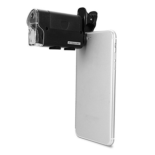 Hangang Telefon Kamera Objektiv Kit Handy Lupe Universal Optisches Zoom Objektiv Marco Objektiv...
