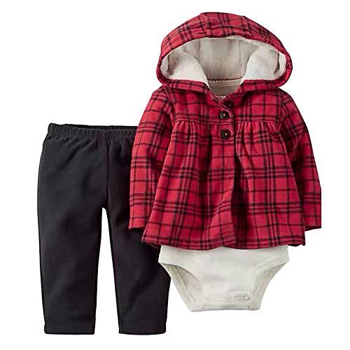 Hibasing Vielzahl von Babykleidung Jungen und Mädchen langärmelige -