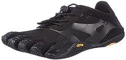 Vibram FiveFingers 14W0701 KSO Evo, Outdoor Fitnessschuhe Damen, Schwarz (Black), 39 EU