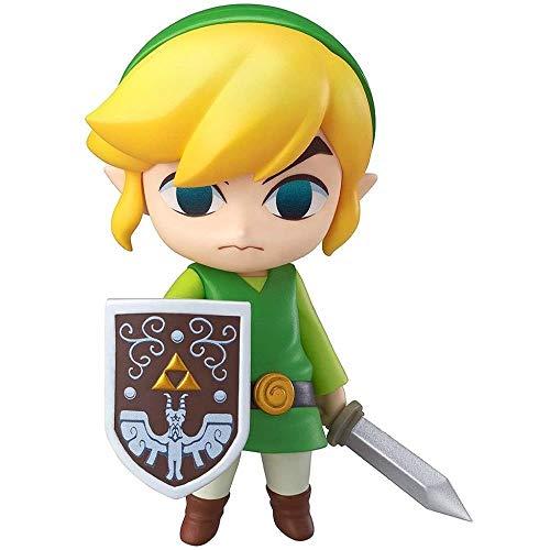 Wind Waker Kostüm Zelda - MA SOSER Die Legende von Zelda: Wind Waker Link Nendoroid Action Figure