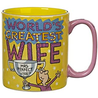 World's Greatest Wife Mug (B005DLBN3Y) | Amazon price tracker / tracking, Amazon price history charts, Amazon price watches, Amazon price drop alerts