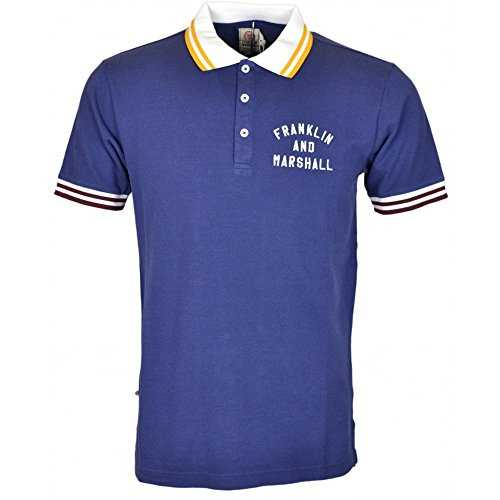 Franklin-Marshall-MF415-Pique-Cotton-Polo
