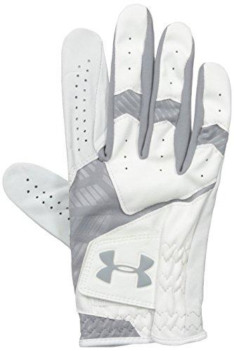 Preisvergleich Produktbild Under Armour Mens CoolSwitch Right Hand Golf Glove - Grey - XXL