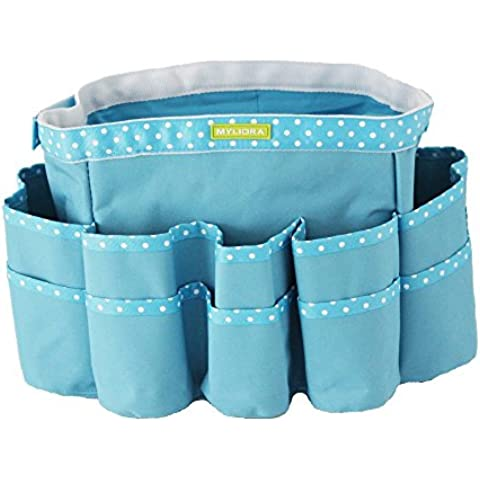 myliora Baby Diaper Caddy Borsa Organizer contenitore cesto, borsa, misura grande
