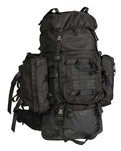 Mil-Tec Rucksack Teesar® 100L schwarz