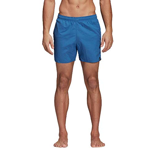 Adidas Solid Short de Bain Homme, Trace Royal, FR : S (Taille Fabricant : S)