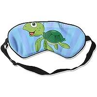 Cute Sea Turtle Cartoon 99% Eyeshade Blinders Sleeping Eye Patch Eye Mask Blindfold For Travel Insomnia Meditation preisvergleich bei billige-tabletten.eu