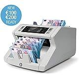 Safescan 2250 - Contadora automática de billetes clasificados.