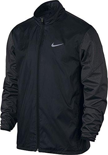 Nike Golf Full-Zip Shield Jkt Veste à manches longues pour homme XL Negro / Plata