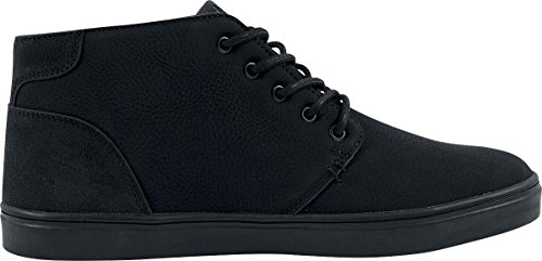 Urban Classics Hibi Mid Shoe Basquettes marron/blanc Noir