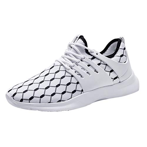 LMMET Scarpe Running estive Uomo Scarpe Uomo Sneakers Scarpe da Ginnastica Uomo Scarpe da Corsa Uomo Sportive Scarpe da Lavoro - Uomo Cross Scarpe da Ginnastica