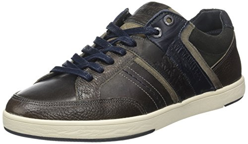 Levis Beyers, Baskets Basses Homme Gris (Dull Grey)
