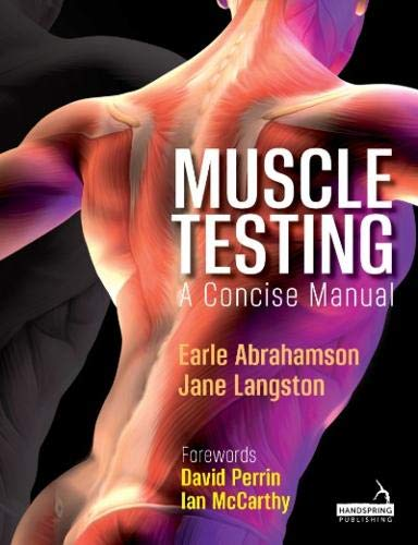 Photo Gallery muscle testing: a concise manual
